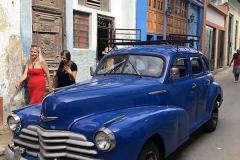 Tra le viuzze di Habana vieja