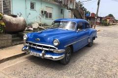 Chevrolet a Viñales