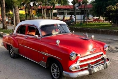 Splendida Chevrolet a Viñales
