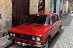 Lada rossa