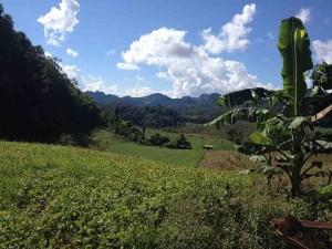 Trekking vicino Soppong