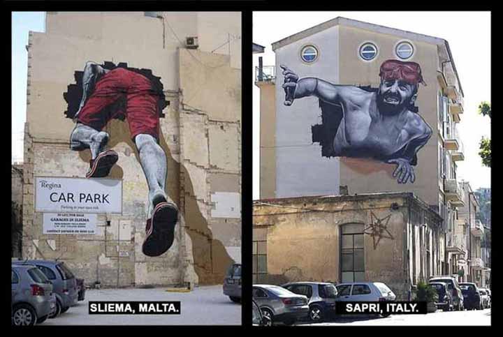 MTO-doppio murale