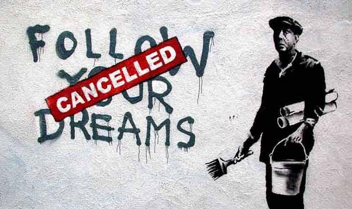 Bansky e i sogni