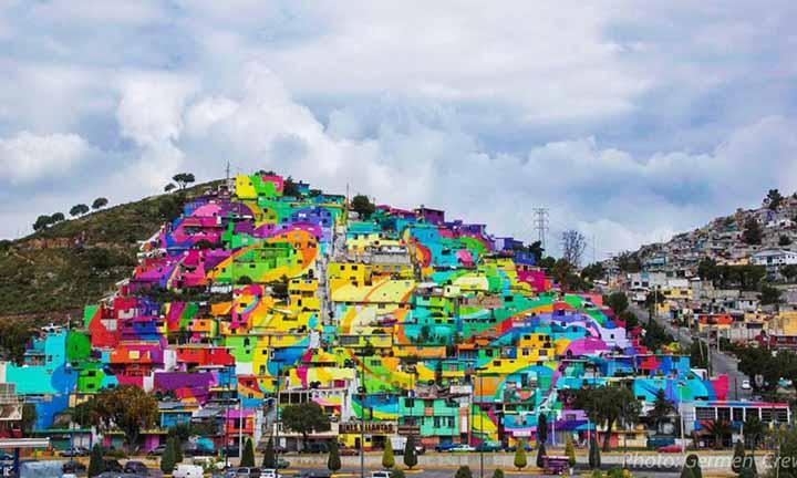 il quartiere arcobaleno