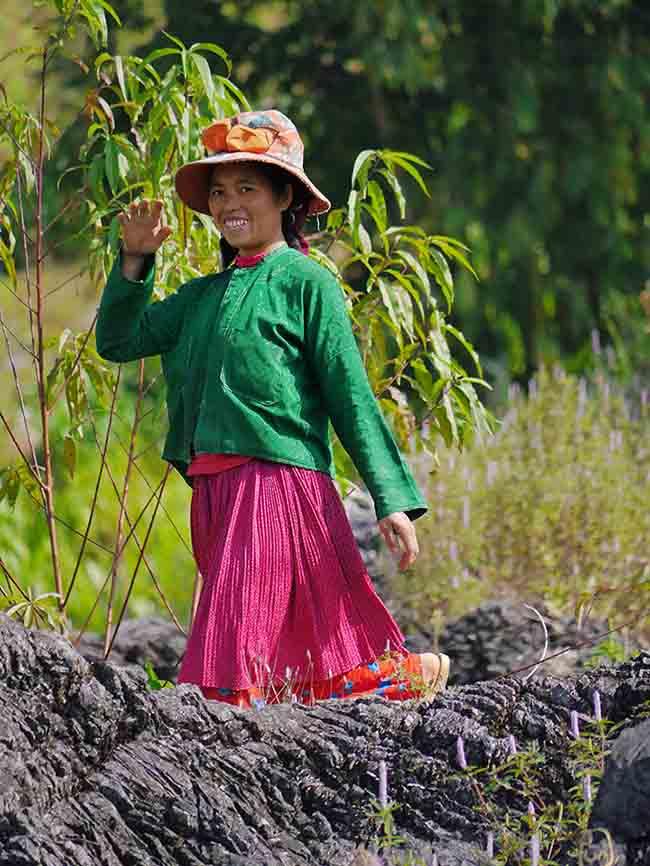 Persone nella provincia di Hà Giang