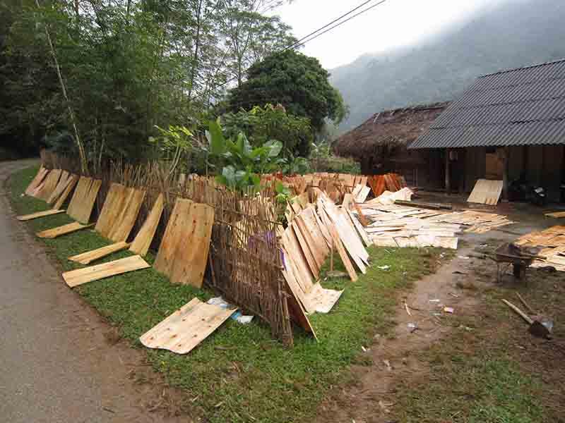 psnnelli di legno