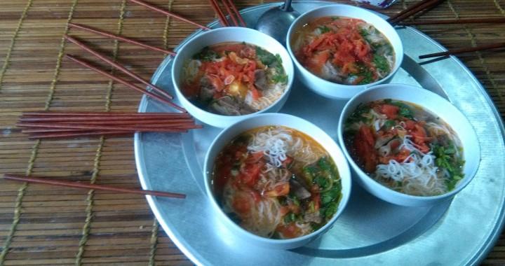 I 7 più buoni NOODLES mangiati per strada nel sud-est asiatico