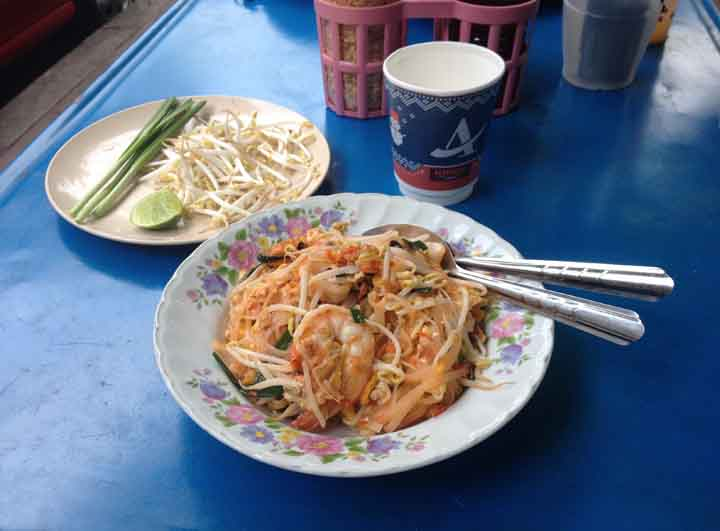 Pad thai - Bangkok