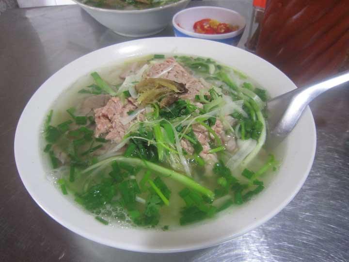pho bo - Hanoi
