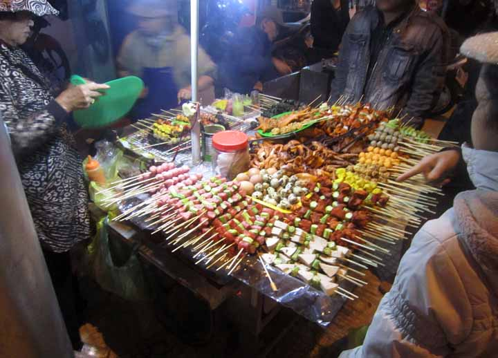 Barbecue in Vietnam