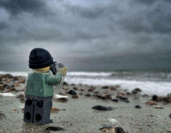 Legography di Andrew Whyte