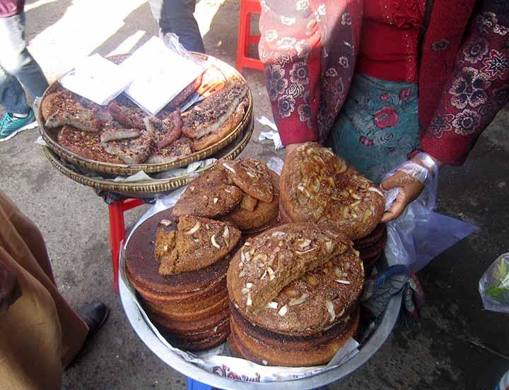 chestnut cake_nyaung shwe