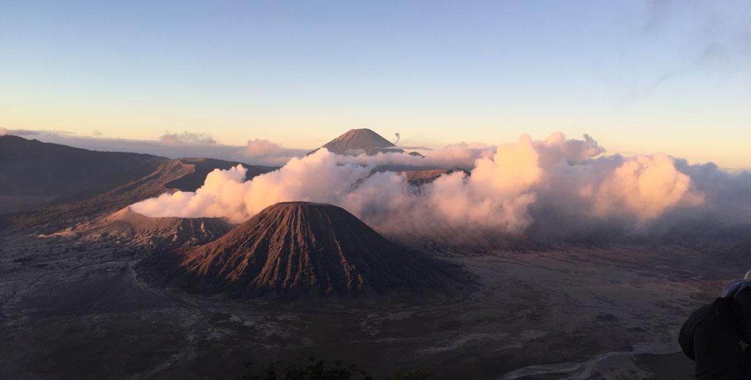 I vulcani di Bromo e Ijen in 27 ore, senza tour organizzati
