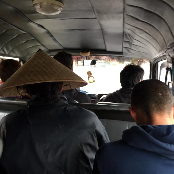 Minivan per Cemoro Lawang