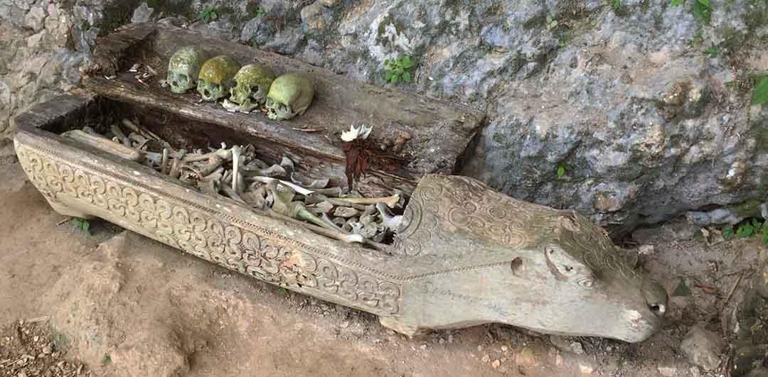 Weekend con il morto a Toraja