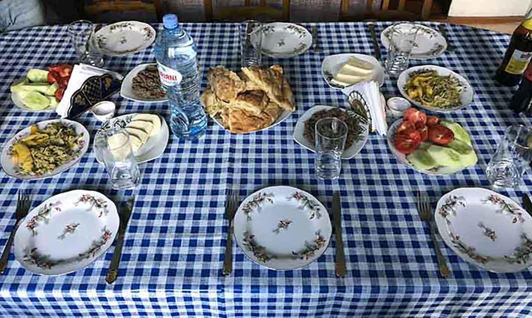 I miei 6 piatti preferiti della Georgia