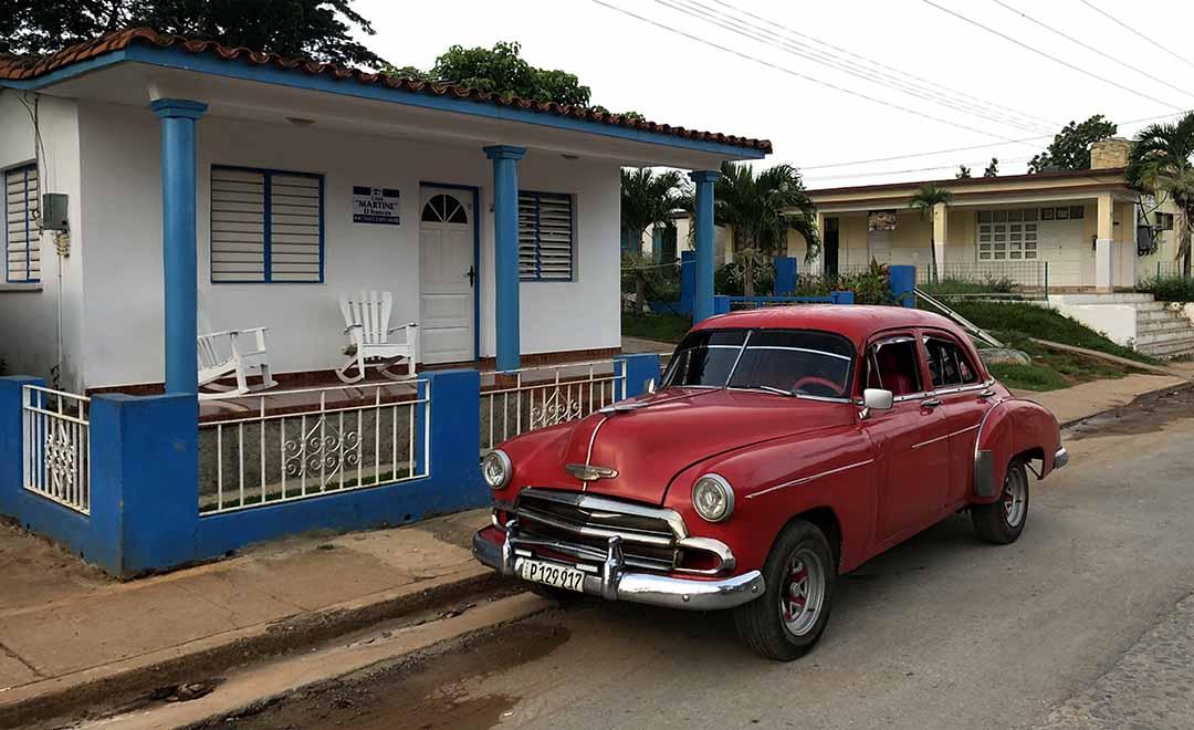 Le meravigliose macchine storiche di Cuba