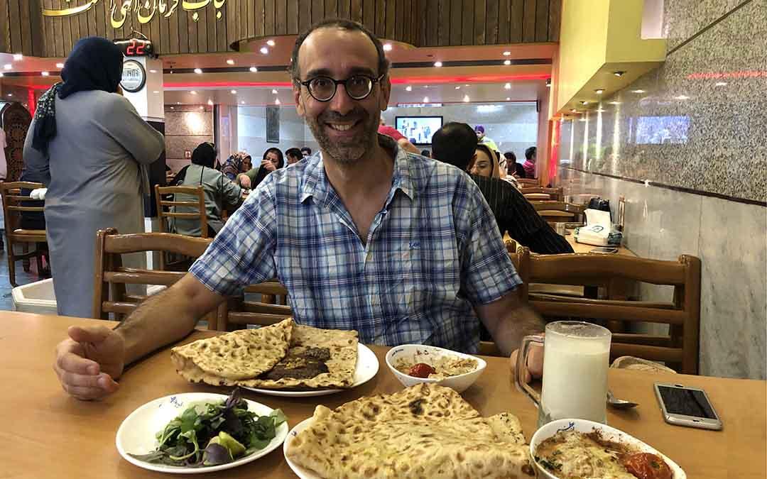 25 piatti e bevande che ho provato in Iran